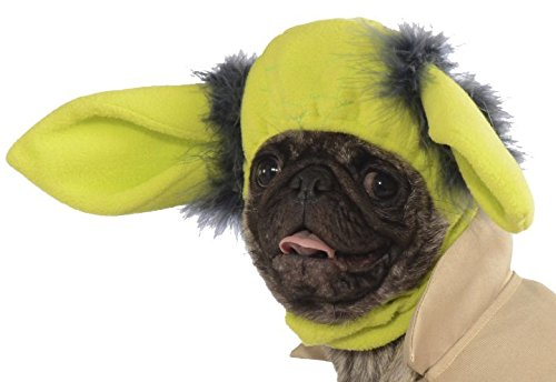 ... Star Wars Yoda Halloween Dog Costume - 3 ...  sc 1 st  Chihuahua Kingdom & Star Wars Yoda Halloween Dog Costume - Chihuahua Kingdom