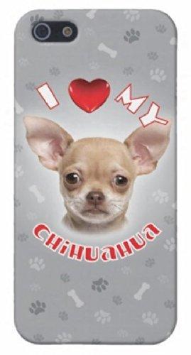 iLeesh iP50147 iLove My Chihuahua iPhone 5 Case