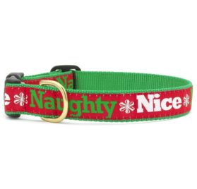 Dog Collars for the Holidays Made in USA by Up Country