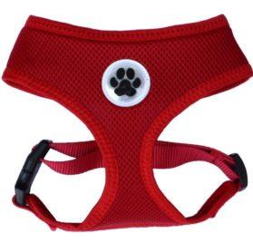 Reflective Mesh Soft Dog Harness