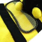 Alfie Couture Designer Pet Apparel - Bumble Bee Costume - 8