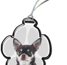 Got Yo Gifts Chihuahua ICU Acrylic Luggage Tag