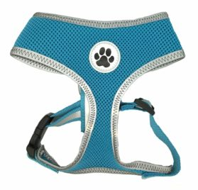 Reflective Mesh Soft Dog Harness Safe Harness No Pull Walking Pet Harnesses for Dogs