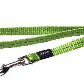 Rogz Utility Small 38-Inch Reflective Nitelife 6-ft Long Fixed Dog Lead
