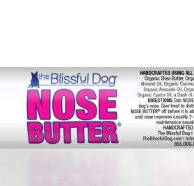 The Blissful Dog Long Coat Chihuahua Nose Butter, 0.15-Ounce 2