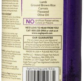 Eagle Pack Natural Wet Canned Dog Food, 13.2-Ounce Can (Pack of 12) 2