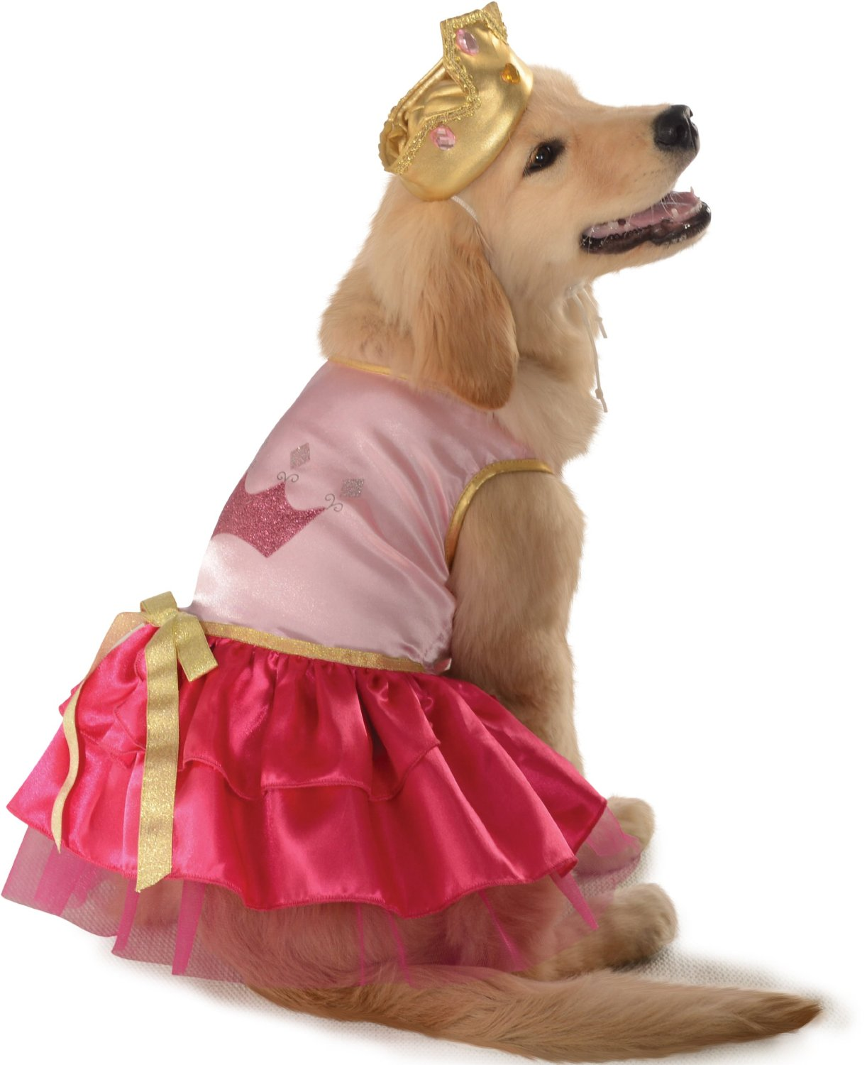 Princess Pup Pet Costume Small Chihuahua Kingdom