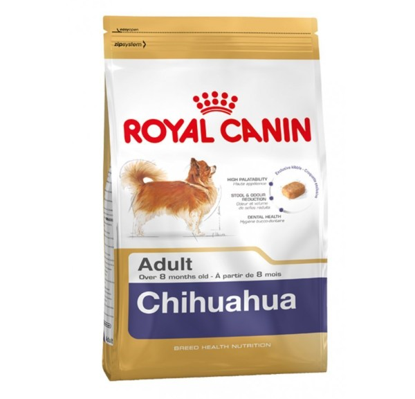 Royal Canin Chihuahua Adult Dry Dog Food 3KG