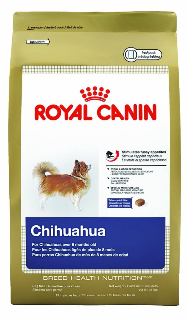 Royal Canin Chihuahua Dry Dog Food, 10-Pound