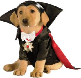 Rubies Costume Classic Movie Monsters Collection Pet Costume, Small, Dracula