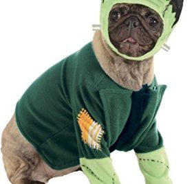 Rubies Costume Classic Movie Monsters Collection Pet Costume, Small, Frankenstein