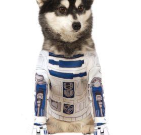 Rubies Costume Star Wars R2-D2 Pet Costume