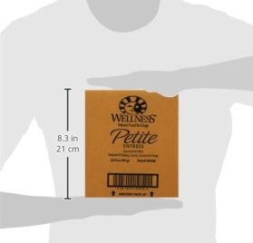 Wellness Petite Entrees Casserole Natural Grain Free Wet Dog Food, 3-Ounce Can (Pack of 24) 2