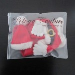 Alfie Couture Designer Pet Apparel - Christmas Santa Claus Suit Costume - Color Red 9
