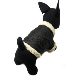 Alfie Pet by Petoga Couture - Harvey Jacket - Color Black