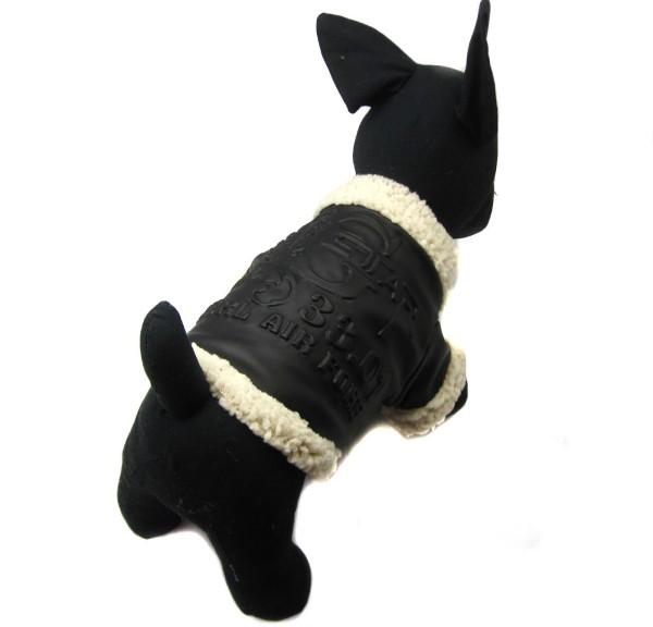 Alfie Pet by Petoga Couture - Harvey Jacket - Color Black