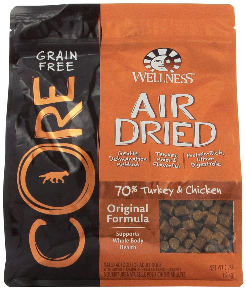 Wellness Core Air Dried Natural Grain Free Dry Dog Food
