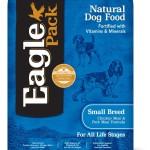 Eagle Pack Natural Dry Dog Food, Small Breed Adult Chicken & Pork Meal Formula, 15-Pound Bag