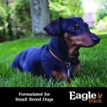 Eagle Pack Natural Dry Dog Food, Small Breed Adult Chicken & Pork Meal Formula, 15-Pound Bag 2