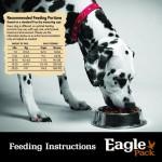 Eagle Pack Natural Dry Dog Food, Small Breed Adult Chicken & Pork Meal Formula, 15-Pound Bag 3