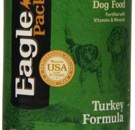 Eagle Pack Natural Wet Canned Dog Food, Turkey Formula, 13.2-Ounce Can (Value Pack of 12)