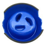 Alfie Pet by Petoga Couture - Vea 2.0 Slow-Eating Anti-Gulping Pet Food Bowl (for Dogs & Cats) - Color Blue, Size Small 5