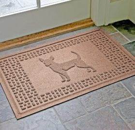 Aqua Shield Chihuahua Mat, Medium Brown