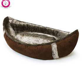 BOSUN(TM) Unique Boat Pet Dog Beds Detachable PP Cotton Padded Dog House Dampproof Bottom Puppy chihuahua Nest Bed