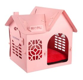 FFMODE Elevated Detachable Dog House Kennel Pet Room