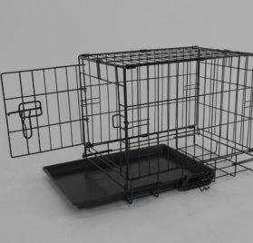 Homey Pet 18-24-30 Wire Dog Cage with Optional Floor Grid 2