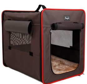 Petsfit Foldable Soft Sided Pet Home Pet Kennel