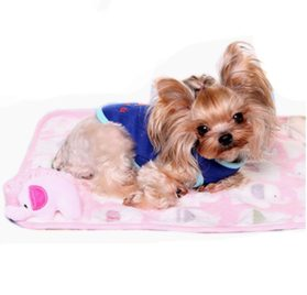 Alfie Pet by Petoga Couture - Abia Animal Blanket for Dogs and Cats 2