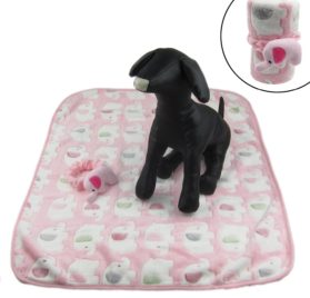 Alfie Pet by Petoga Couture - Abia Animal Blanket for Dogs and Cats