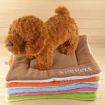 Binmer(TM)Pet Dog Bed Soft Crate Kennel Winter Warm Sleep Mat Rest Cat House Comfortable Bed Cushion Blanket for Little Dog 50cm-42cm 2