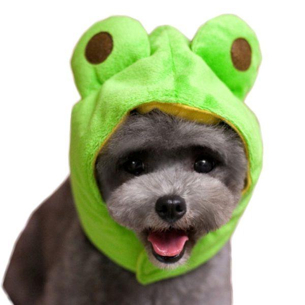 Cat Hat Dog Cap Halloween Pet Party Costumes Dog Hats