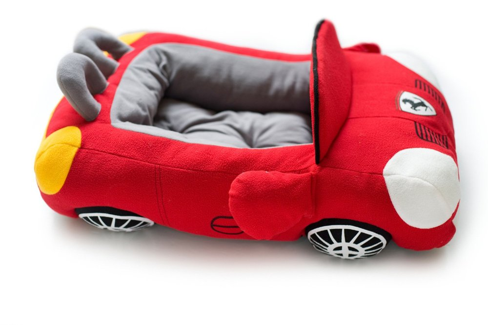 Jinpet Sports Cars Design Pet Beds For Small Dog Puppies