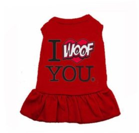 Pet Dog Dress Style Clothes Doggie Skirt Clothing Chihuahua Yorkshire Poodle