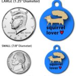 Good Girl - Chihuahua - Custom Pet ID Tag for Dogs and Cats - Dog Tag Art 3