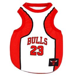 NBA Basketball Shirt for Large Small Dogs Jersey Sport Outfit