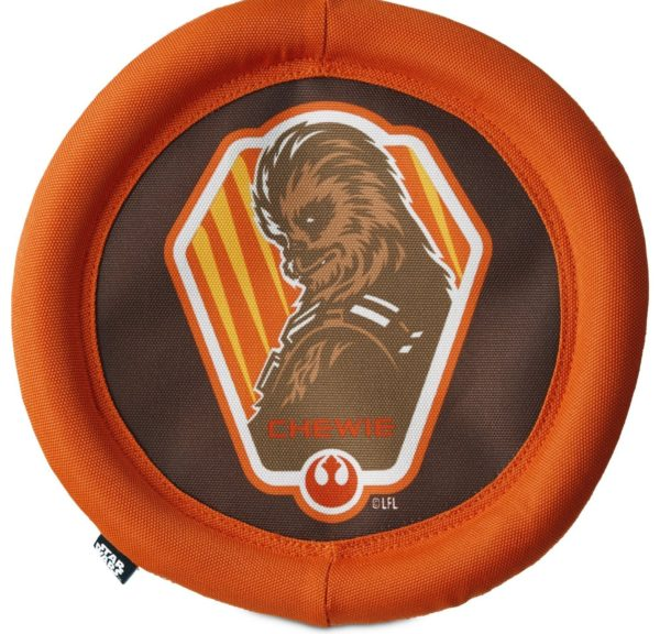 STAR WARS Chewbacca Nylon Dog Flyer