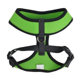 BINGPET BB5001 Soft Mesh Dog Harness Pet Walking Vest Puppy Padded Harnesses Adjustable 2
