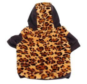 Binmer(TM) Puppy Dog Pet Warm Sweater Clothes Hoodie Shirt Puppy Autumn Winter Coat Doggy Fashion Sport Jumpsuit Apparel 2
