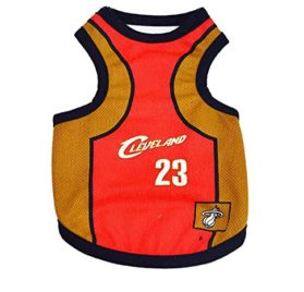 NBA Basketball Shirt for Large Small Dogs Jersey Sport