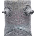 Small Dog Argyle Sweater Cute Winter Pets Clothes 3