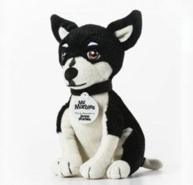 Jenna Marbles Mr. Marbles Stuffed Animal Collectible Squeaker Toy 2