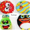 's Play Toy,Funny Cartoon Doggie Frisbee Chew Toy 3