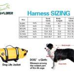 Designer Dog Life Jacket Pet Saver Vest Coat Floation Float Ait Buoyancy 2
