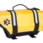 Designer Dog Life Jacket Pet Saver Vest Coat Floation Float Ait Buoyancy 6