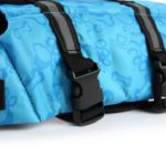 Dog Life Jacket Quick Release Easy-Fit Adjustable Dog Life jackets Blue (XL,L,M,S,XS)---By PetCee 8