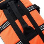 Funkeen Dog Life Jacket Aquatic Pet Safety Preserver Vest with Reflective tape for Small Medium Dogs 6